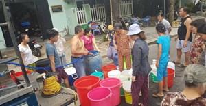 Khẩn cấp 'giải khát' cho Đà Nẵng