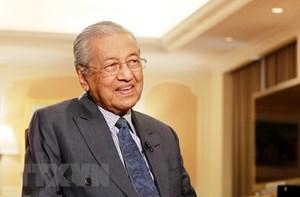 Thủ tướng Malaysia trả lời phỏng vấn của báo chí Việt Nam