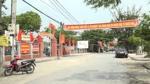 Thái Bình: Huyện Kiến Xương đạt chuẩn nông thôn mới