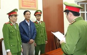 Hà Tĩnh: Bắt cán bộ địa chính xã chiếm đoạt 300 triệu đồng