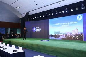 VNPT mang mô hình 'Thành phố thông minh' đến Diễn đàn Khởi nghiệp sáng tạo Hà Nội 2019