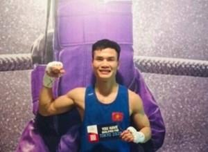 Nguyễn Văn Đương giành vé dự Olympic
