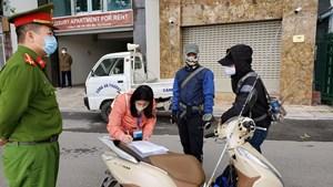 Thủ tướng chỉ đạo cụ thể về xử lý vi phạm liên quan đến phòng, chống dịch Covid-19