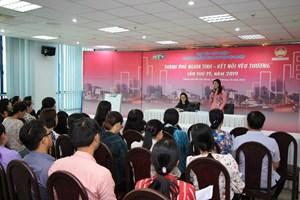 TP HCM: Công bố giới thiệu chương trình văn nghệ vận động hỗ trợ người nghèo