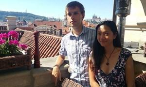 Chàng giảng viên Czech biến ước mơ lấy vợ Việt thành sự thật