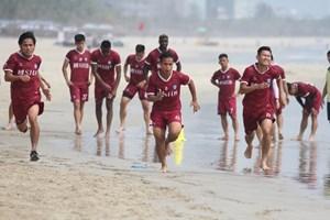 V-League 2020: Tìm cách giữ phong độ cho cầu thủ