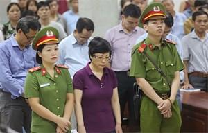 Châu Thị Thu Nga bị đề nghị tù chung thân