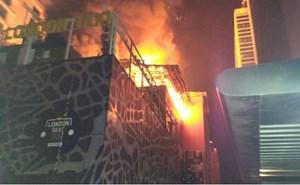 Cháy lớn tại Ấn Độ, 12 người thiệt mạng