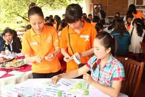 Chia sẻ kinh nghiệm công tác cán bộ nữ và ngăn ngừa bạo lực
