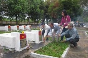 Chính sách thăm viếng mộ liệt sĩ được quy định thế nào?