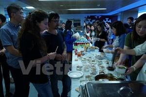 Chợ quê Việt sôi động giữa lòng thủ đô Canberra của Australia