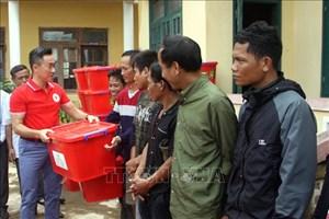 Quảng Trị: Hỗ trợ người dân bị thiệt hại do mưa lũ