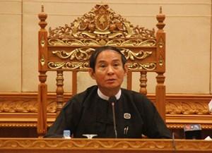 Chủ tịch Hạ viện Myanmar từ chức