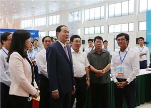 Chủ tịch nước tổng duyệt các hoạt động của Tuần lễ Cấp cao APEC 2017