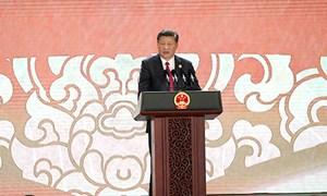 Chủ tịch Trung Quốc Tập Cận Bình kêu gọi phát triển đa phương ở APEC
