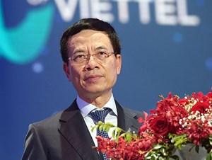 Chủ tịch Viettel: 'Viettel trở thành Tập đoàn hùng mạnh, phụng sự Tổ quốc, phụng sự nhân loại'