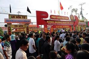 Chúc mừng đại lễ kỷ niệm 79 năm Khai đạo Phật giáo Hòa Hảo
