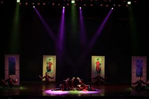 Chương trình nghệ thuật Galina show tại Nha Trang