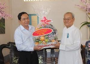 Chủ tịch Trần Thanh Mẫn gửi thư chúc mừng Đại lễ kỷ niệm Khai đạo Cao Đài năm 2019