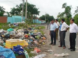 Chuyện bảo vệ môi trường ở Gò Dầu