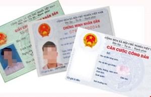 Có được cấp Giấy xác nhận CMND khi chuyển sang thẻ căn cước không?