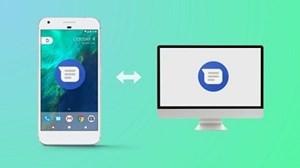 Công nghệ mới giúp nhận, gửi tin nhắn từ máy tính