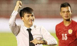 Công Vinh bị nhắc nhở vì muốn 'tài trợ' tiền thuê trọng tài V-League