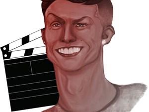 C.Ronaldo và tương lai rộng mở ở… Hollywood