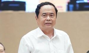BẢN TIN MẶT TRẬN: Chủ tịch Trần Thanh Mẫn dự phiên họp Chính phủ thường kỳ tháng 8
