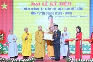 Phật giáo Tuyên Quang phát huy tinh thần đoàn kết