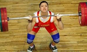 Cử tạ Nga và Trung Quốc bị cấm thi đấu một năm vì doping