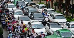 Cục Đăng kiểm sẽ dừng đăng kiểm đối với ô tô không đáp ứng được mức khí thải