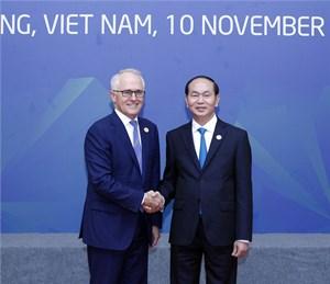 Cùng nhau hoàn thành trọng trách xây dựng tầm nhìn mới cho APEC