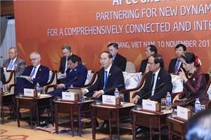 'Cùng tạo động lực mới vì một châu Á – Thái Bình Dương kết nối toàn diện'
