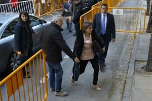 Cựu Chủ tịch Nghị viện Catalan hầu tòa