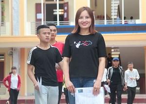 Cựu nữ Chủ tịch xã 45 tuổi vẫn thi THPT quốc gia 2018