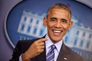 Cựu tổng thống Obama được ngưỡng mộ nhất ở Mỹ