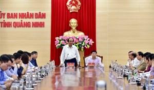 Quảng Ninh sẵn sàng kết nối với Cổng Dịch vụ công quốc gia