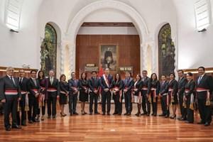 Peru cải tổ nội các nhằm chấm dứt cuộc khủng hoảng chính trị