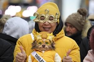 Những thói quen đón năm mới kỳ lạ trên thế giới