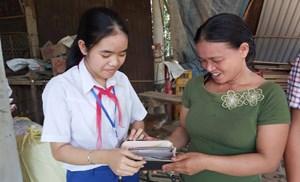 Quảng Trị: Học sinh lớp 8 không tham của rơi