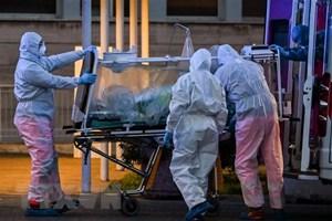 Tổng số ca nhiễm Covid-19 trên toàn cầu vượt 300.000 người