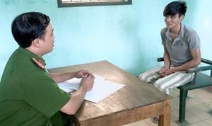 Quảng Nam: Phá án thành công 2 vụ trộm cắp tài sản