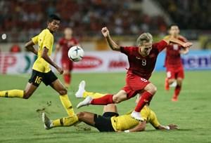 Vòng loại World Cup 2022: Chiến thắng của bản lĩnh