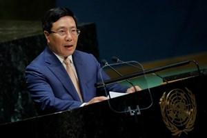 Việt Nam kêu gọi các nước không có  hành động gây phức tạp tình hình Biển Đông