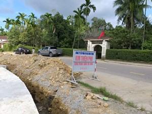 'Vụ chi sai hàng chục tỷ đồng' ở Quảng Nam: Chủ tịch huyện khẳng định đúng quy trình