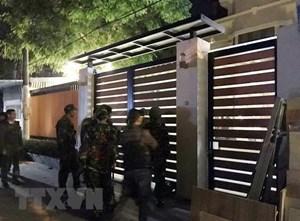 Quảng Ninh: Chồng bắn chết vợ rồi khống chế 4 người làm con tin