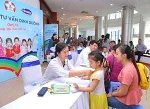 Đà Nẵng hưởng ứng 20 năm ngày sữa học đường thế giới với nhiều hoạt động thú vị cho trẻ em