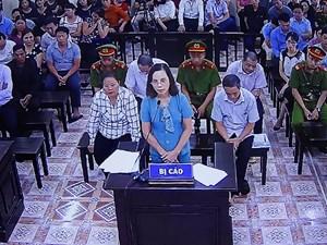 Vụ nâng điểm thi ở Hà Giang: Cựu Phó Giám đốc Sở GDĐT kháng cáo kêu oan