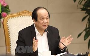 Bộ trưởng Mai Tiến Dũng: Tiến tới hạn chế ban hành thông tư